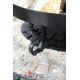 Grill stal czarna 70cm + palenisko Malta 80cm